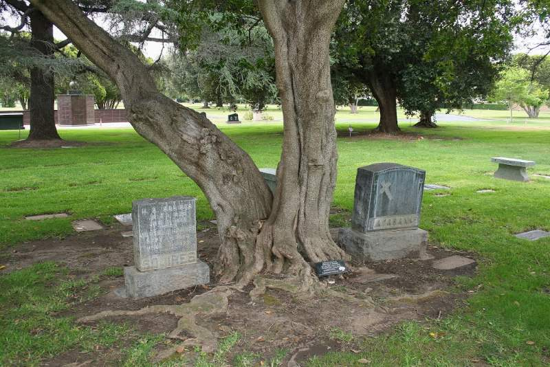 1 - Fairhaven Cemetery, Santa Ana - 10 Haunted Cemeteries California