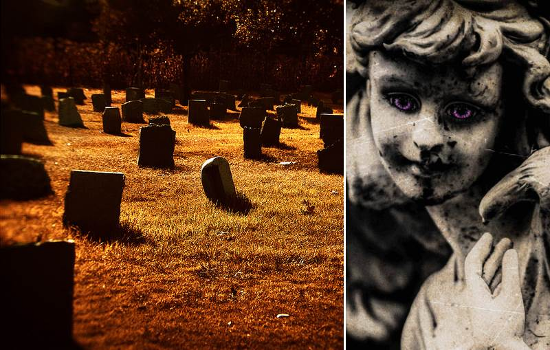 10 Most Haunted Cemeteries in California
