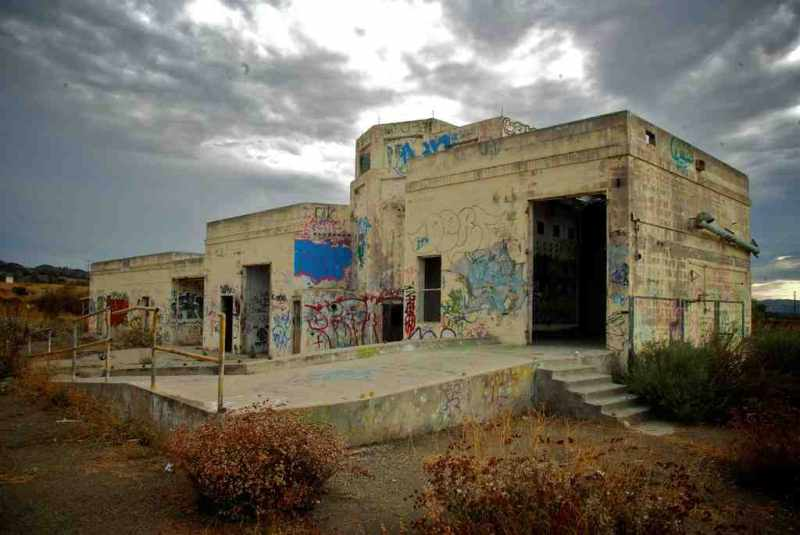 9 - Bethany House, East Highland - Paranormal Abandoned Buildings In California