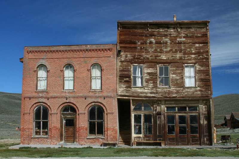 3 - Saloon, Bodie - Paranormal Abandoned Buildings In California