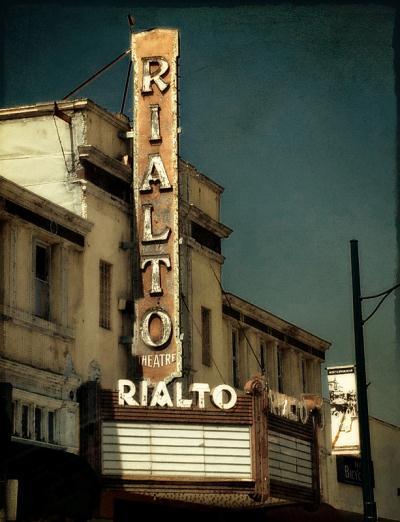1 - Rialto Theatre, South Pasadena - Paranormal Abandoned Buildings In California