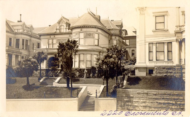 10 - Chambers Mansion - Haunted Locations Near San Francisco