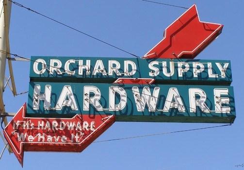 8 - Orchard Supply Hardware Warehouse - Haunted Locations Near San Francisco