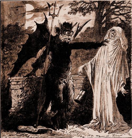 3 - Spring-Heeled Jack - Paranormal Creatures 8