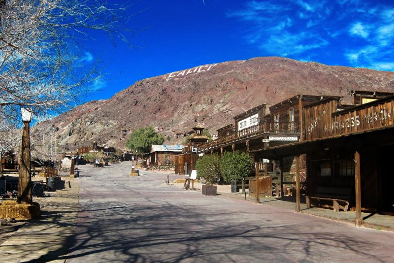 3 Infamous Poltergeists of Calico Ghost Town