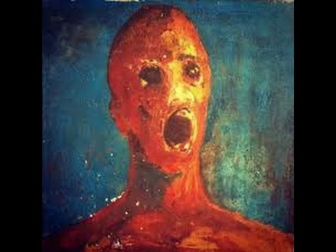 Haunted paintings
