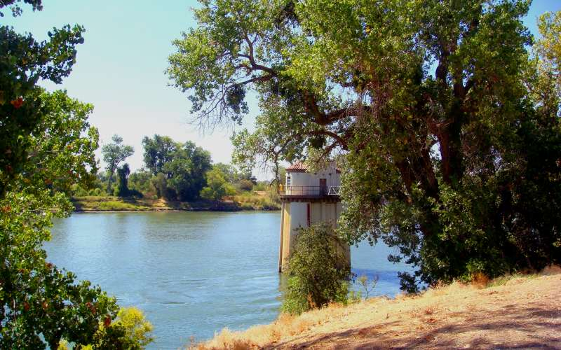 4 - Sacramento River - Greenhaven Area - Haunted Hikes Sacramento
