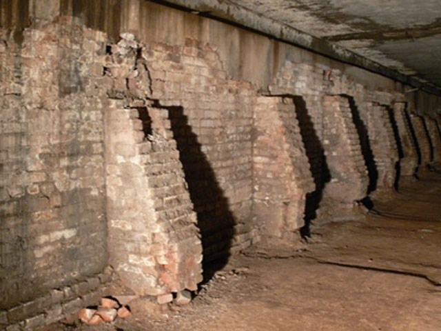 10 - Old Sacramento Tunnels - Haunted Hikes Sacramento2