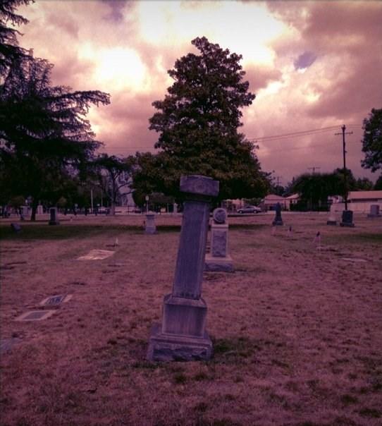 9 - Savannah Memorial Park Pioneer Cemetery, Rosemead - California Cemeteries