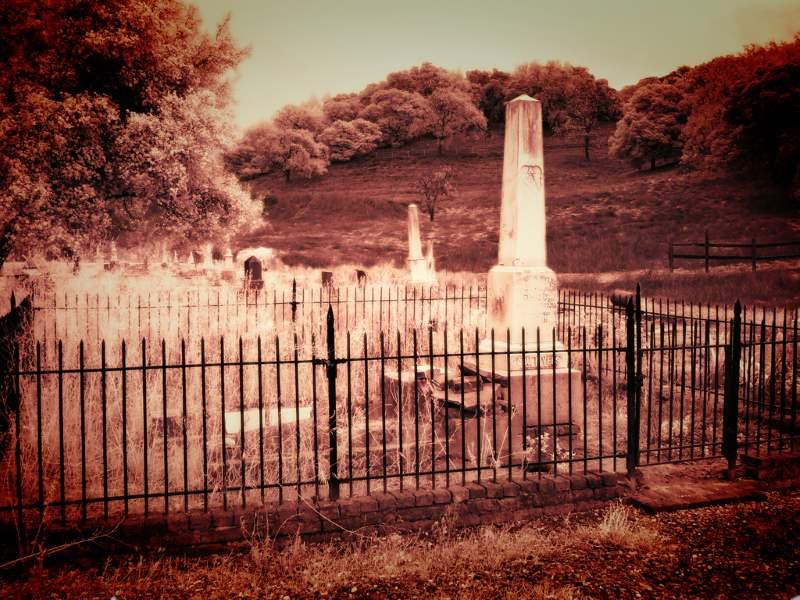 8 - Marysville Cemetery, Marysville - California Cemeteries Vampires