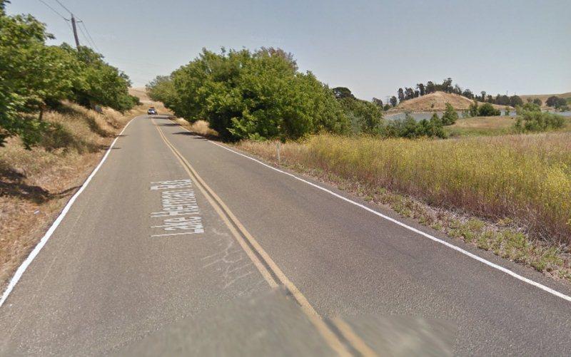8 - Benicia Gravity Hill - California Gravity Hills