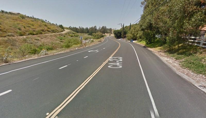 5 - Moorpark Gravity Hill - California Gravity Hills