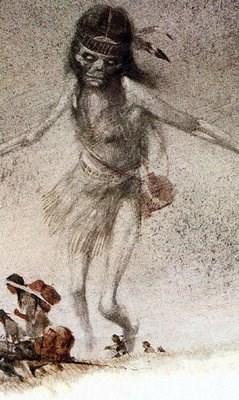 Native American Ghost Acheri