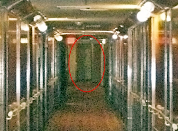 Queen Mary Ship Ghost