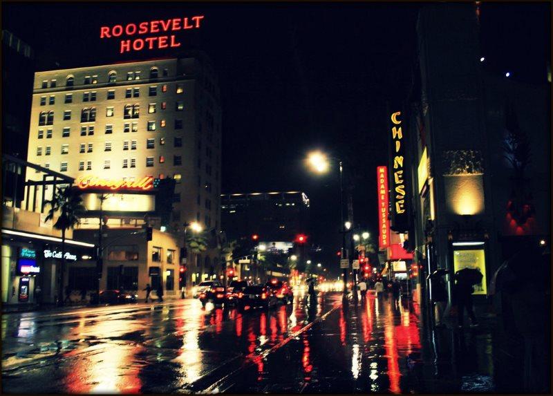 Roosevelt Hotel Haunted Room
