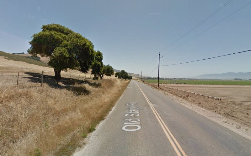 Old Stage Road Salinas California