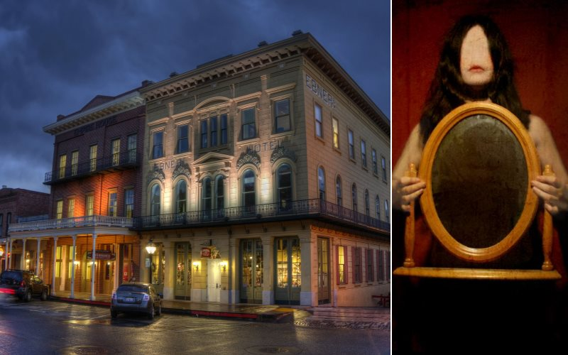10 creepiest haunted hotels in california for San francisco haunted hotel
