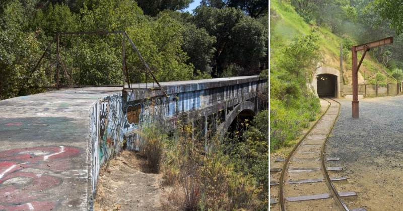 10 California Hiking Trails with Insane Paranormal Activity feature