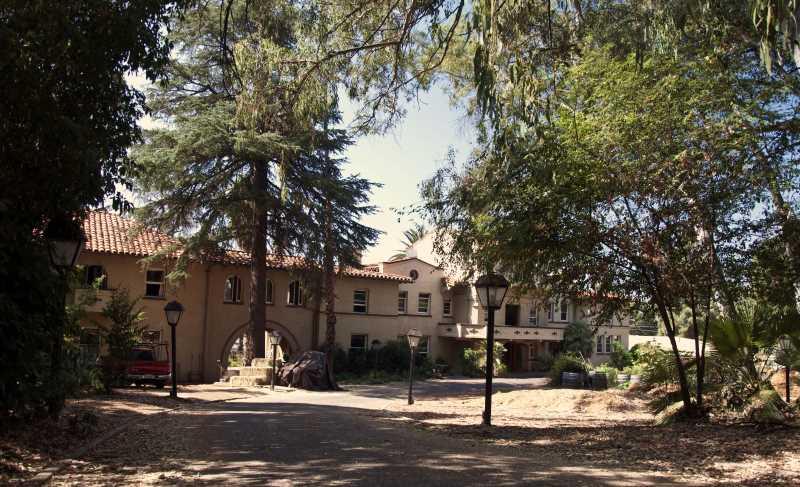 Zane Grey Estate in Altadena