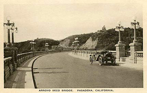 Historic Suicide Bridge Photo
