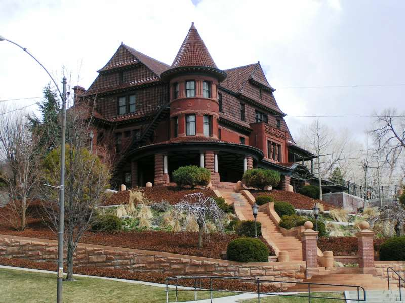 McCune Mansion, Brigham Young University
