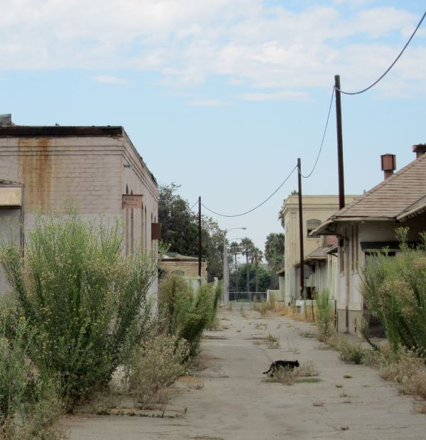 Rancho Los Amigos Abandoned Hospital in Downey 2