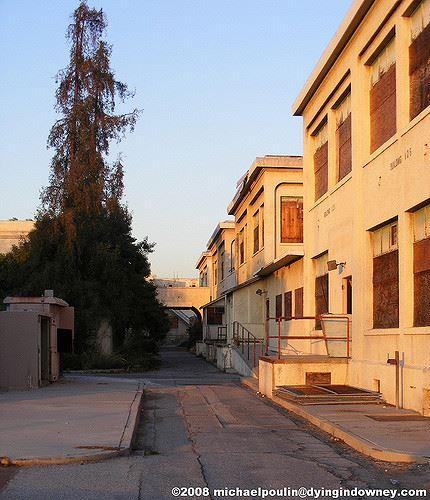 Rancho Los Amigos Abandoned Hospital in Downey 3