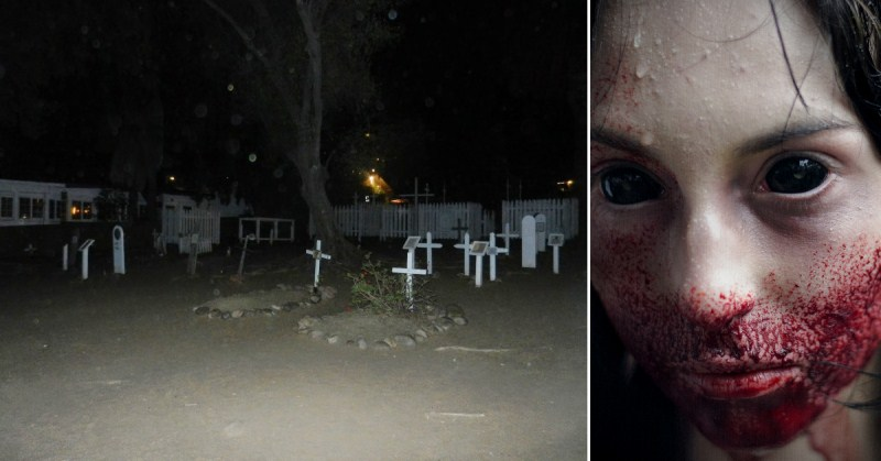 The Blood-Curdling Terrors of El Campo Santo Cemetery
