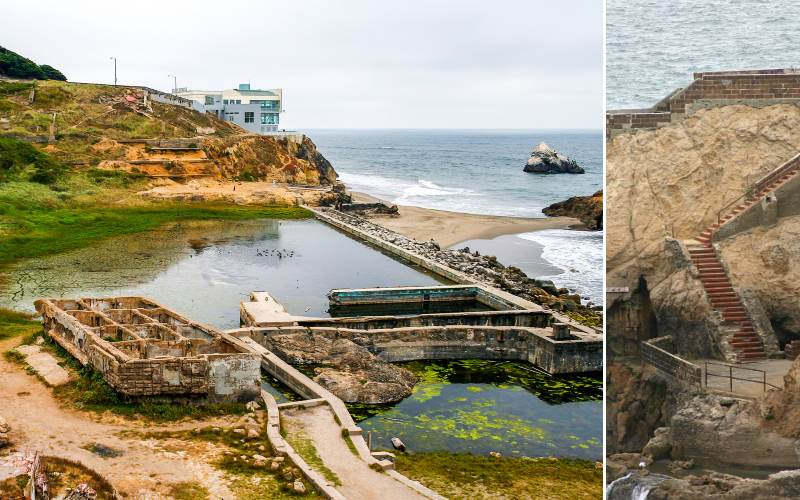 The Mind-Shattering Mysteries of the Sutro Baths Ruins