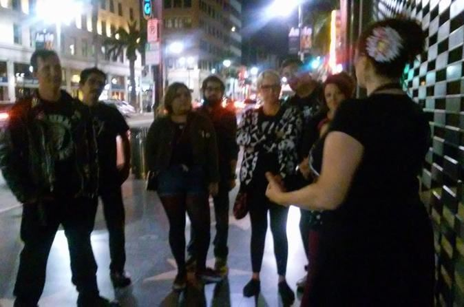 Hollywood Hauntings Walk of Fame Tour