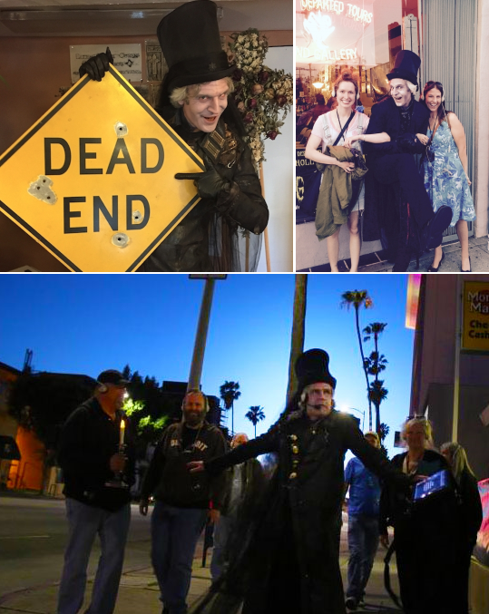Haunted Hollywood Walking Tour - One of the most thrilling Los Angeles Ghost Tours