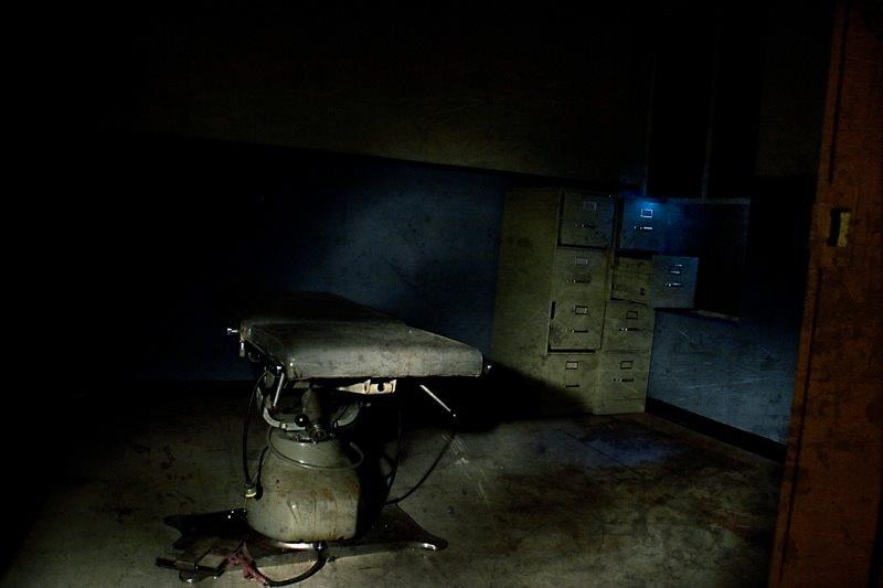 Haunted Room At Linda Vista Mental Hospital In California