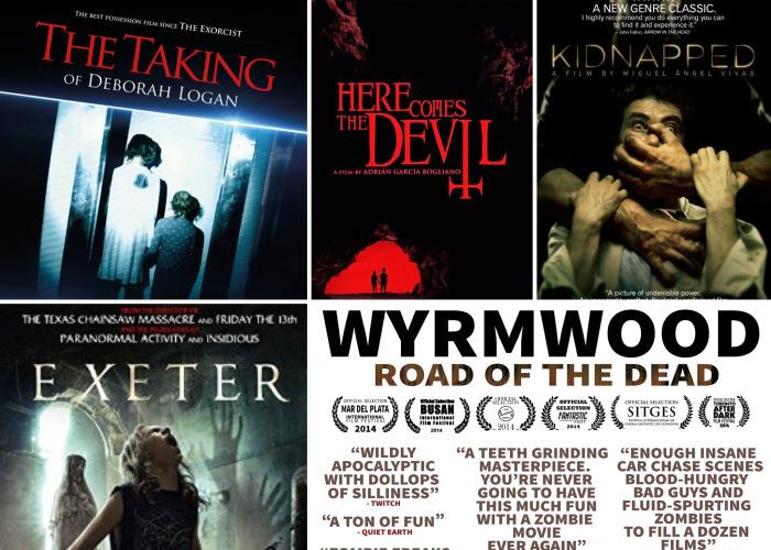 10 Trending Horror Movie Lists You Need to Check Out Now