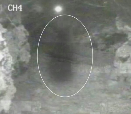 Black diamond mines haunted