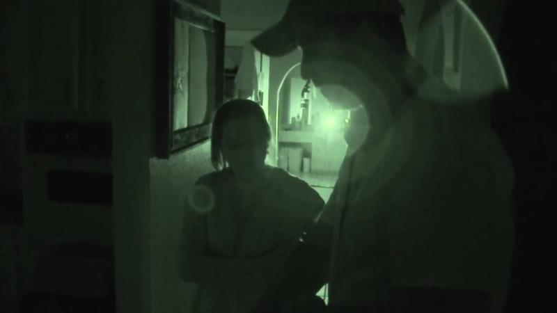 Ghost Investigators Assaulted by Psychic Manifestation?