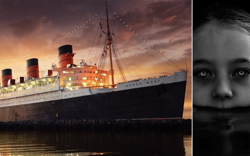 Queen Mary Haunted Tour Review (Warning: Ghosts Inside!)
