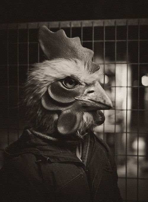 The Chicken Man cryptid of Tywhiskey Creek in Texas