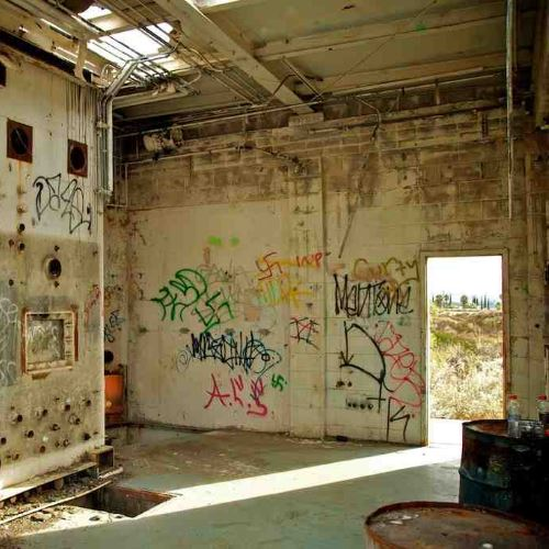 You may find yourself unable to leave the haunted Bethany House mental hospital ruins in Highland California