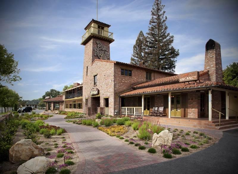 Paso Robles Inn, Paso Robles California