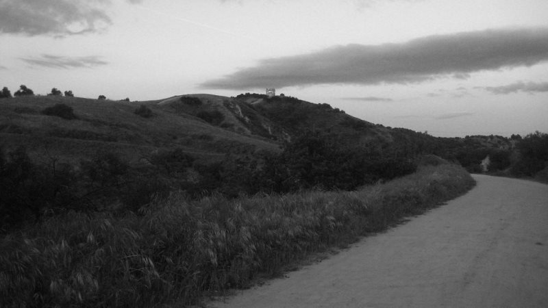 Hikers report that they most often get the feeling of being watched as they near Turnbull Canyon's water tower...