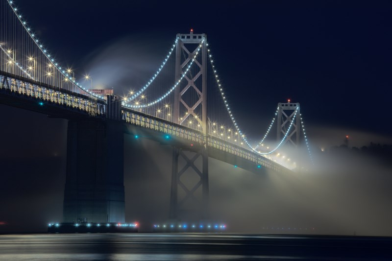10 most insanely haunted places in san francisco for Bay bridge run 2016
