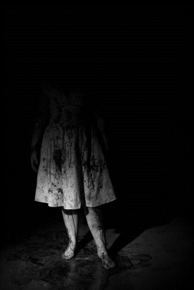 Eyewitness accounts of paranormal activity at Arcadia's haunted intersection report a girl in a bloody dress that...