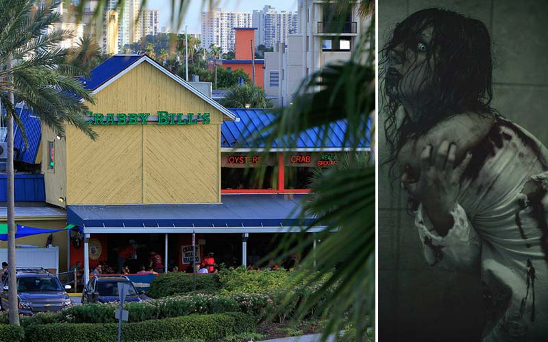 Haunted Clearwater: Creepy Things Happen at Crabby Bill's