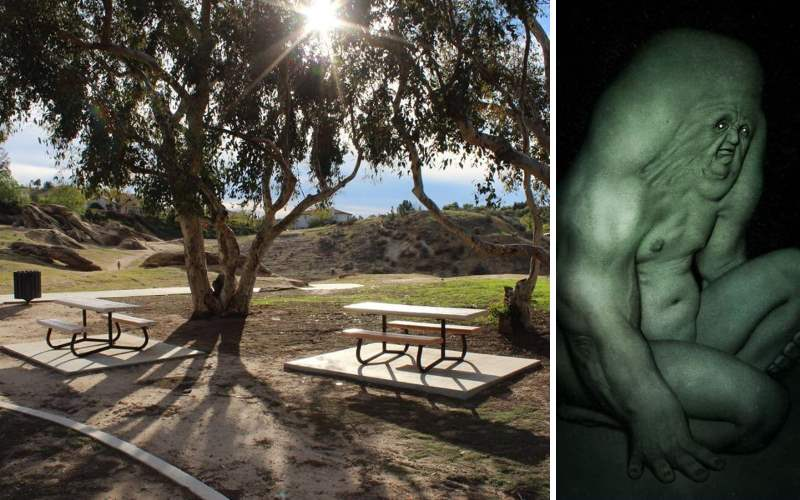 Haunted Simi Valley - The Meat-Head of Sycamore Park - ftr