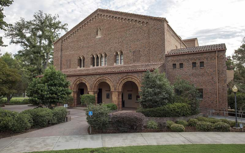 Haunted Chico: Laxson Auditorium Performers See Ghosts