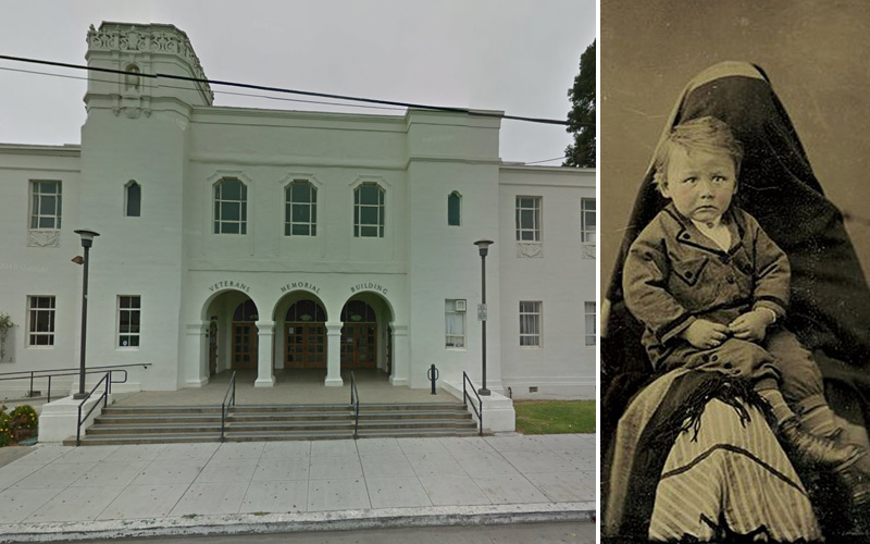 The Child's Ghost That Haunts This Watsonville Memorial Just Wants Somebody To Play With