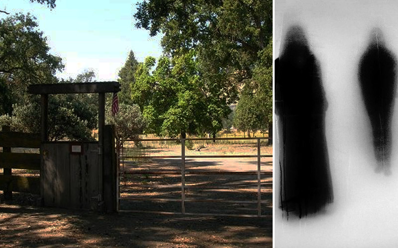 Is Dunlap Cemetery the Most Haunted Graveyard in California?