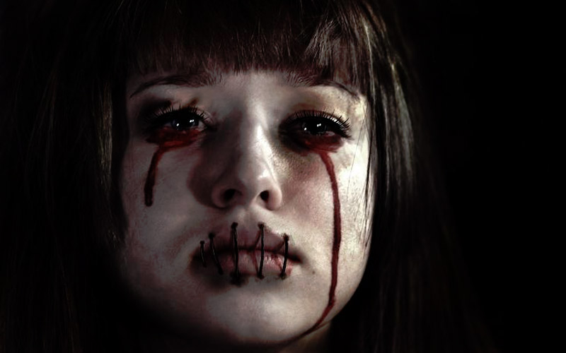 True Creepy Stories: Her Lips Were Sealed