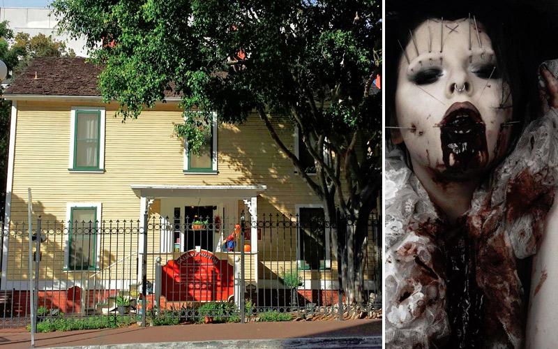 San Diego: Spirits Terrorize Gaslamp Museum
