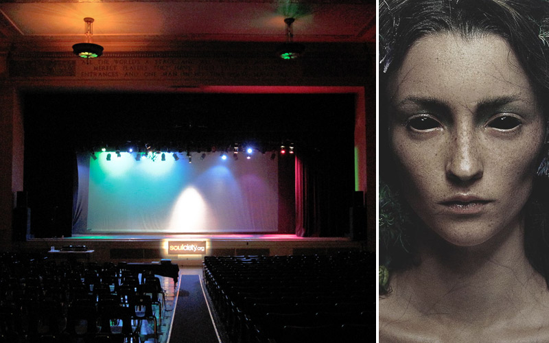 Haunted Alameda: Ghost Seen Dancing at Kofman Auditorium